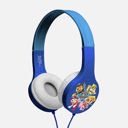 PAW Patrol Blue/White Kids essential headphones