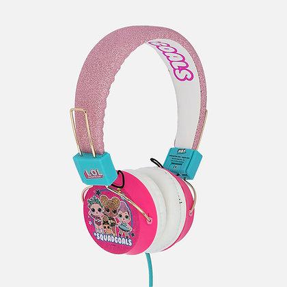 L.O.L. Surprise! #Squadgoals teen folding Headphones