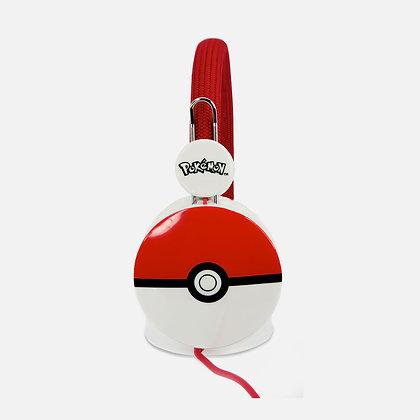 Pokémon Pokéball Kids Core Headphones