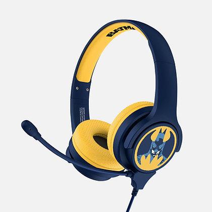 Batman Blue Kids Interactive headphone
