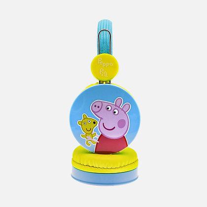 Peppa Pig Blue Kids Core Headphones