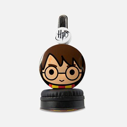 Harry Potter Chibi Black Kids Core Headphones