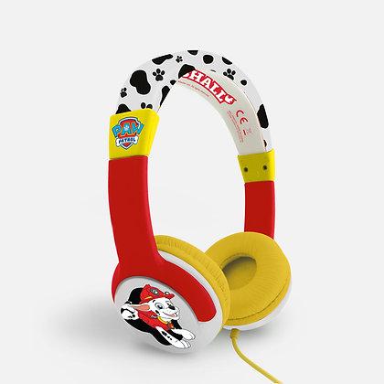 PAW Patrol Marshall White/Red Kids Headphones