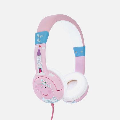 Peppa Pig Princess Peppa Pink Kids Headphones