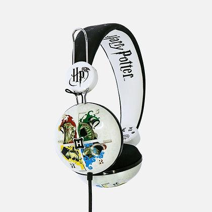 Harry Potter Hogwarts Crest Teen stereo Headphones