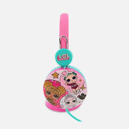 L.O.L. Surprise! Glitterati Pink Kids Core Headphones