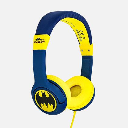 Batman Caped Crusader Kids Headphones