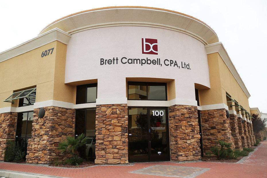 Brett Campbell, Las Vegas CPA