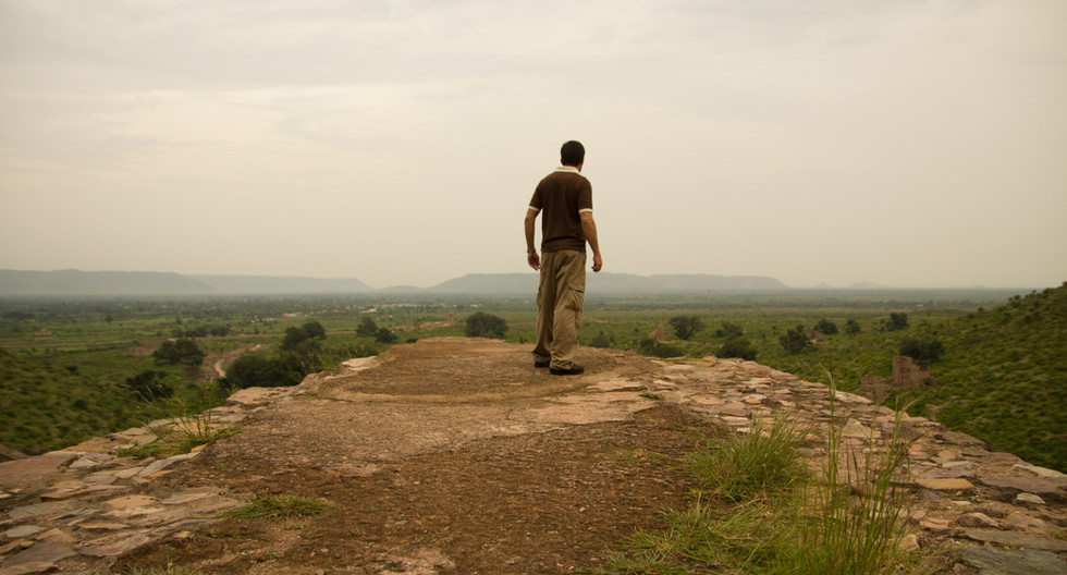 Bhangarh haunted ruins of Rajasthan