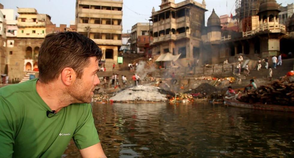 Manikarnika Ghat, Varanasi India