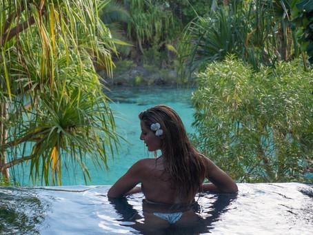 French Polynesia - a Four Seasons pictorial