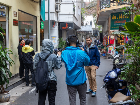 Road less Traveled: Season 5 begins! Vietnam diaries