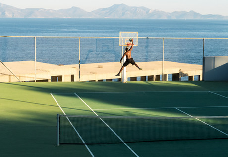 Competition event; Diego Alborghetti; Individual sports; Labels; Leisure; Net; Paddle tennis; Racket; Racquet sport; Sky; Soft tennis; Sport venue; Sports; Sports equipment; Sports training; Tennis; Tennis court; Tennis player