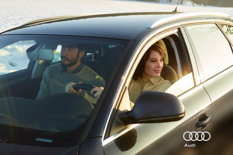 Audi; Auto part; Automotive design; Automotive exterior; Automotive window part; Car; City car; Diego Alborghetti; Driving; Faces; Family car; Joy; Labels; Logos; Motor vehicle; Photography; Vehicle; Vehicle door; Windshield