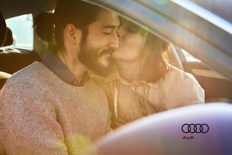 Audi; Car; Diego Alborghetti; Family car; Labels; Logos