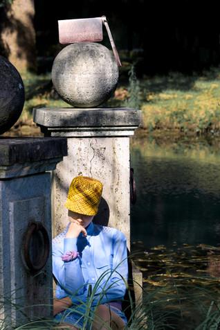 Art; Diego Alborghetti; Eye; Headgear; Labels; Photography; Plant; Reflection; Stock photography; Water; World