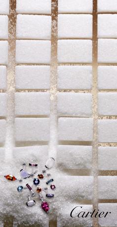 Cartier; Diego Alborghetti; Games; Labels; Line; Logos; Rectangle; Textile; Wall; White; Window