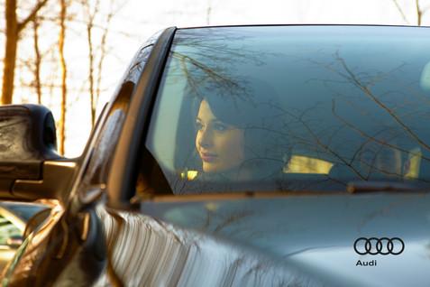 Audi; Auto part; Automotive exterior; Automotive window part; Car; Diego Alborghetti; Family car; Glass; Hood; Labels; Logos; Vehicle; Vehicle door; Window; Windscreen wiper; Windshield