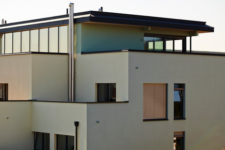 Apartment, Architecture < Labels < Diego Alborghetti, Balcony, Building, Facade, Home, House, Material property < Labels < Diego Alborghetti, Property, Real estate, Residential area, Roof, Shade, Sky < Labels < Diego Alborghetti, Villa, Wall, Window