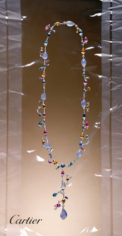 Art; Bead; Body jewelry; Crystal; Diego Alborghetti; Fashion accessory; Gemstone; Glass; Jewellery; Jewelry making; Labels; Necklace; Religious item; Rosary; Silver