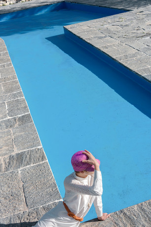 Blue; Child; Diego Alborghetti; Fun; Labels; Leisure; Sea; Shadow; Sitting; Summer; Swimming pool; Tourism; Vacation; Water