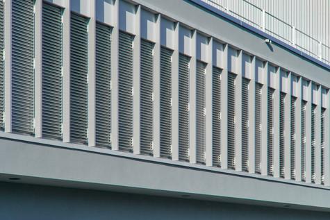 Architecture < Labels < Diego Alborghetti, Balcony, Baluster, Facade, Fence, Handrail, Line, Metal < Labels < Diego Alborghetti, Steel