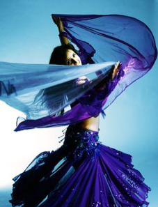 Folkloric Middle Eastern Dance and its influence on American Bellydance