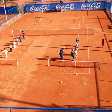 Ecole de tennis / School of tennis