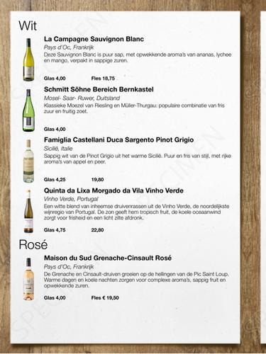 Wijnkaart 3
