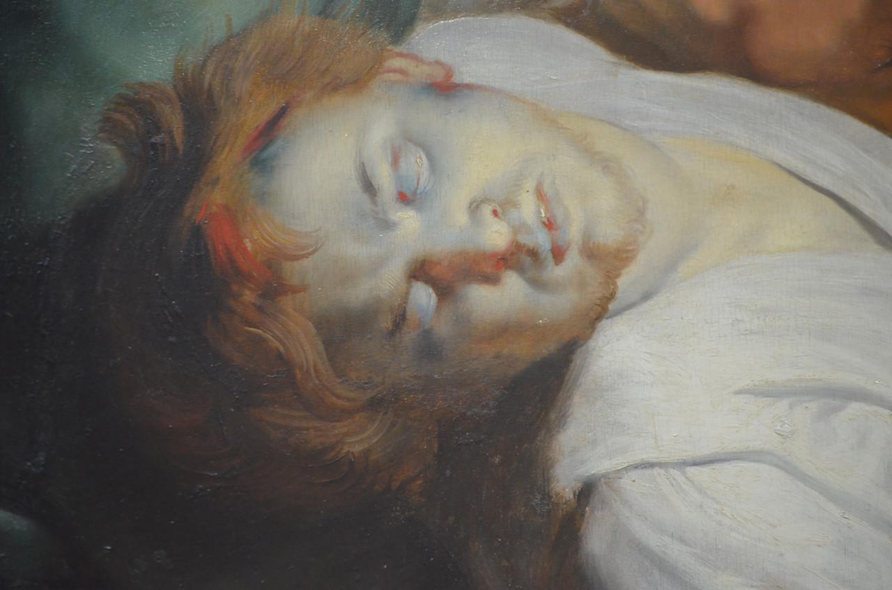 Triptyque de Saint Etienne - Rubens