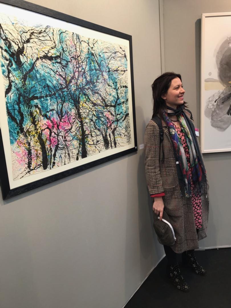 Linda Bachammar - Art Capital 2020 - Gra
