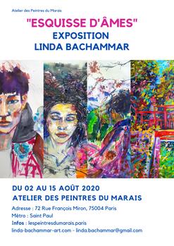Paris 4ème, 2 au 15 août 2020
