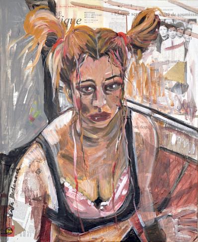Self-portrait 02-03-2021