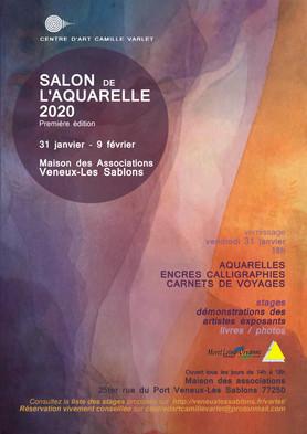 Salon de l'aquarelle 2020
