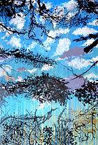 L'envol - Linda Bachammar - Acrylic on canvas - 130 X 90 cm.JPG