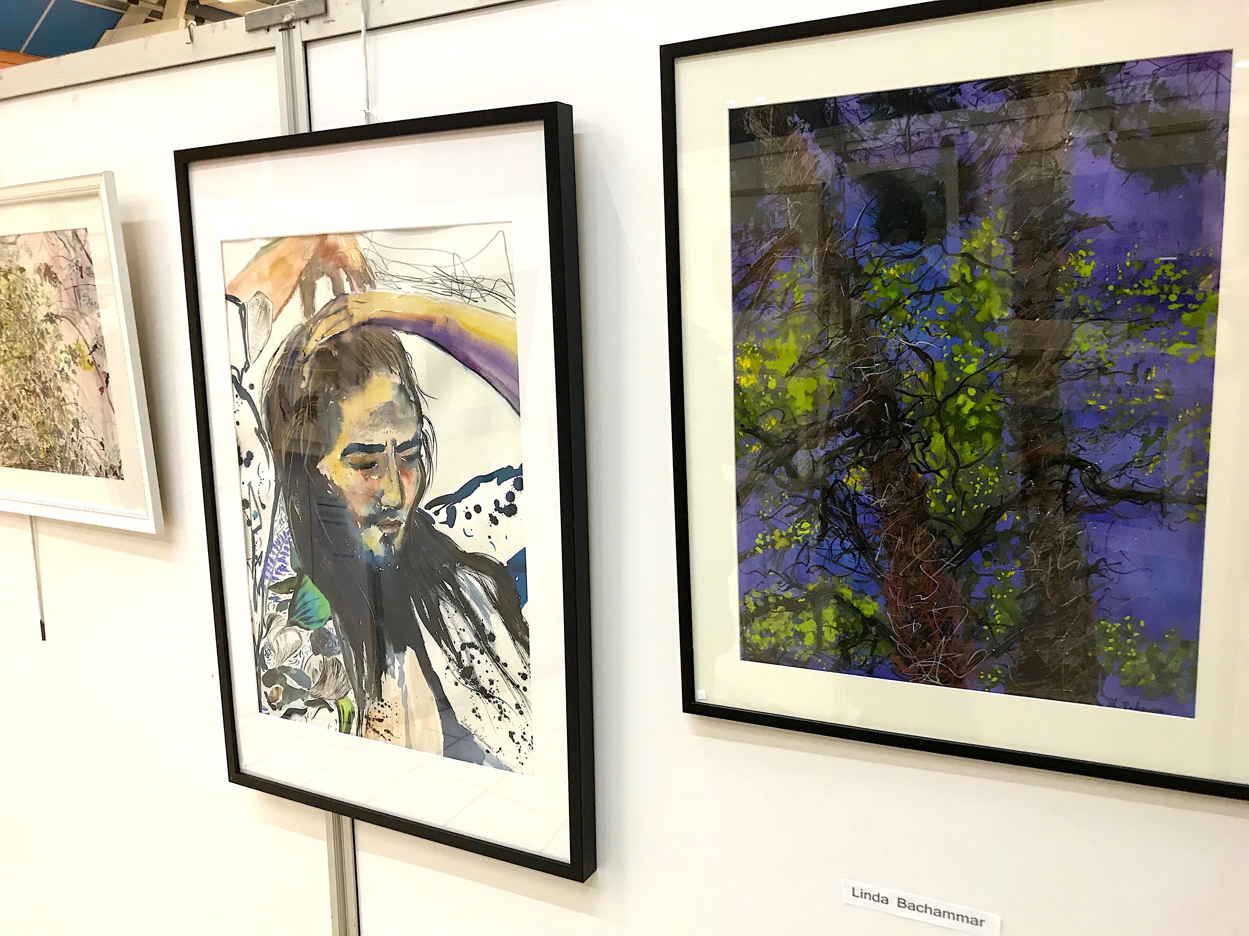 Exhibition 2020 - Watercolor artfair - V
