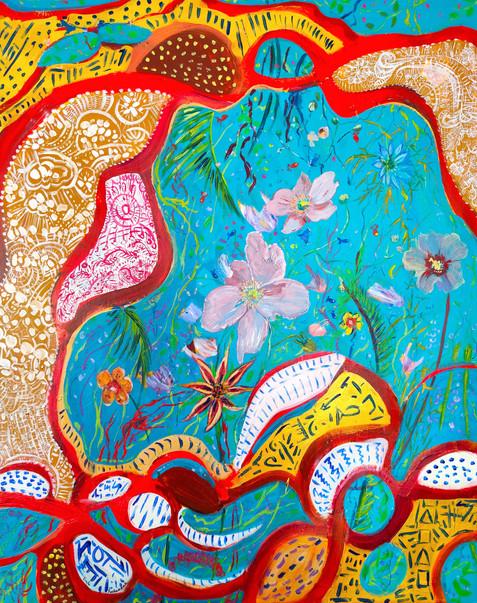 Acuario floral