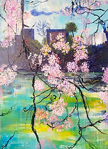 Vue de cerisier - Linda Bachammar Clerget.jpg