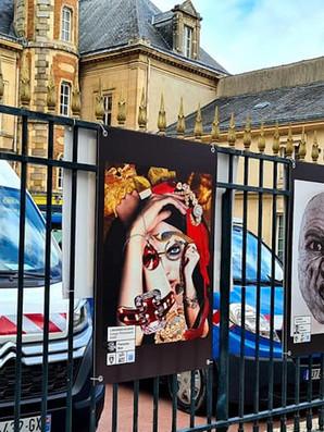 Festiv'Art Melun 2021, France