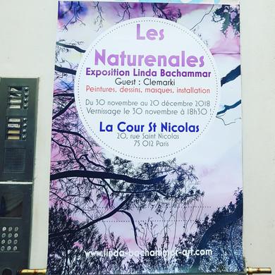 Les Naturenales 2018- 2019