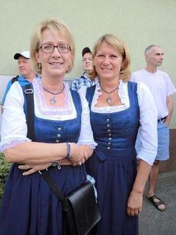 Anna Oberschil & Silvia Hickelsberger