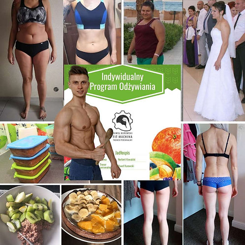 Wsparcie + Dieta + Trening