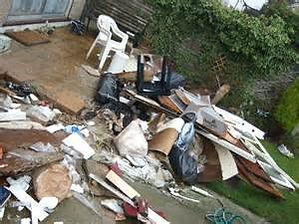 rubbish removals rowlands gill