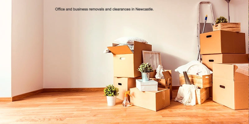 House and flat clearance company in Cramlington