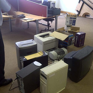 office clearance company ryton