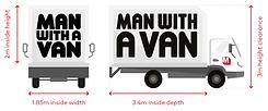 man and van barcelona