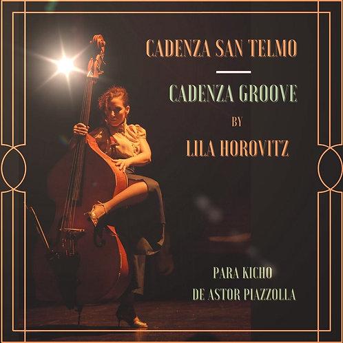 Lila Horovitz's CADENZAS for Kicho