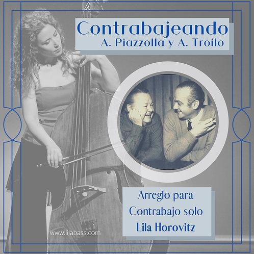 Contrabajeando_solo double bass