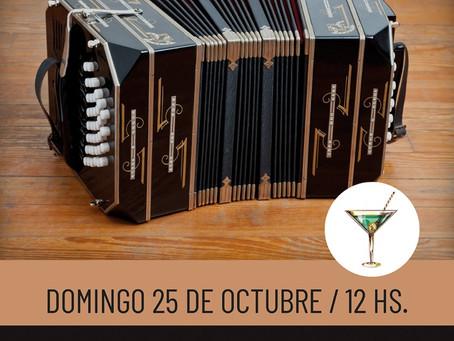 Por fin!!! ASTOR en Madrid 24 y 25 de octubre Teatro Tribueñe