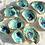 Thumbnail: Oyster Bay Peacock Designed Shells